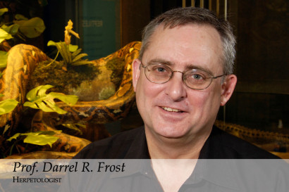Discoveries Prof. Darrel R. Frost 15_2