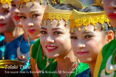 """Discoveries """"Tolaki"""" people in Sulawesi 23_2"""